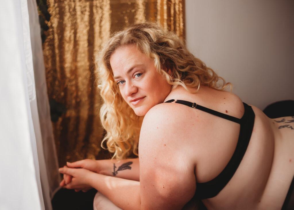 investing in yourself - luxury boudoir