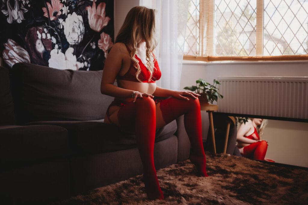 miss w's boudoir experience